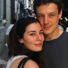 Giorgio Lupano accanto ad Erica Banchi nella fiction Paura di amare 2