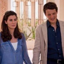 Giorgio Lupano con Erica Banchi in Paura di amare 2