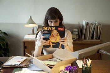 Masters of Sex: Lizzy Caplan in una scena del pilot