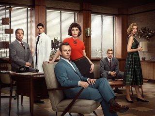 Masters of Sex: una foto promozionale del cast della serie