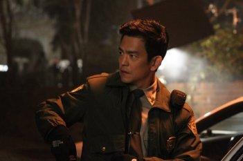 Sleepy Hollow: John Cho in una scena del pilot della serie