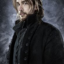 Sleepy Hollow: Tom Mison in una foto pronozionale della serie