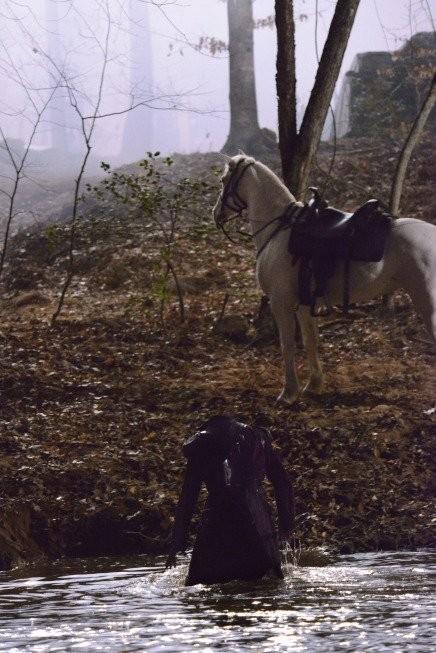 Sleepy Hollow: una foto di scena del pilot della serie