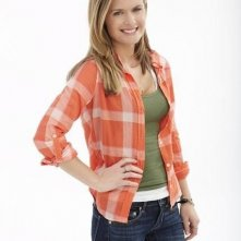 Back in the Game: Maggie Lawson in una foto promozionale della serie