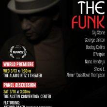 Finding the Funk: la locandina del film