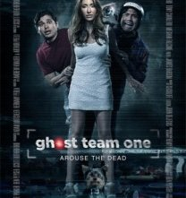 Ghost Team One: la locandina del film