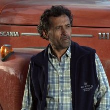 Las acacias: Germán de Silva in una scena del film