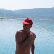 Lo sconosciuto del lago: il regista Alain Guiraudie sul set del film