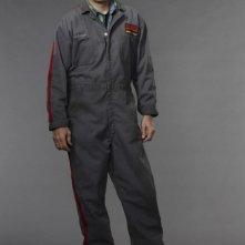 Lucky 7: Luis Antonio Ramos in una foto promozionale del cast della serie