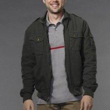 Lucky 7: Matt Long in una foto promozionale del cast della serie