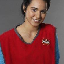 Lucky 7: Summer Bishil in una foto promozionale del cast della serie