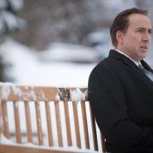 Nicolas Cage in una scena del thriller Il cacciatore di donne
