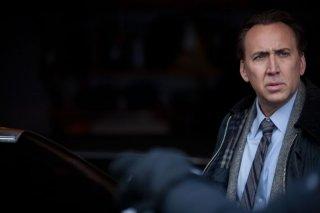 Nicolas Cage ne Il cacciatore di donne