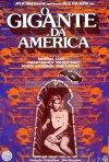 O Gigante da América: la locandina del film