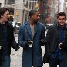That Awkward Moment: Miles Teller, Michael B. Jordan e Zac Efron nella prima immagine del film