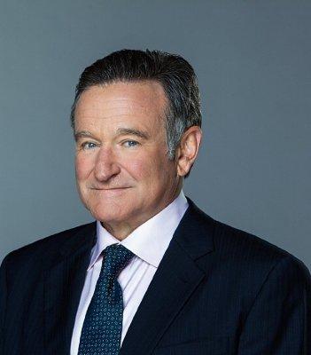 The Crazy Ones: Robin Williams in una foto promozionale della serie