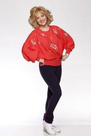 The Goldbergs: Wendi McLendon-Covey in una foto promozionale della serie