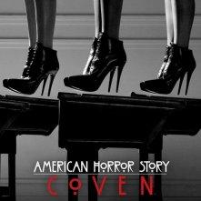 American Horror Story: Coven. Uno dei nuovi poster della terza stagione della serie