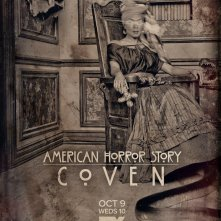 American Horror Story: Coven. Uno dei nuovi poster della terza stagione della serie FX