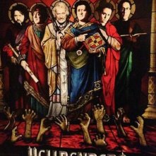 Hellbenders: la locandina del film