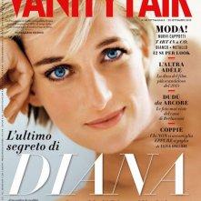 Lady Diana sulla cover di Vanity Fair Italia - settembre 2013