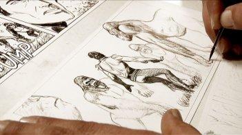 Noi, Zagor: uno degli artwork del film
