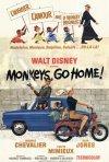 Scimmie tornatevene a casa!: la locandina del film