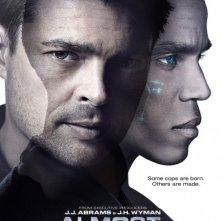 Almost Human: un nuovo poster della serie Fox
