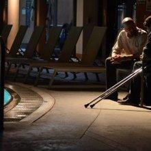 Breaking Bad: Bryan Cranston e RJ Mitte nell'episodio Rabid Dog
