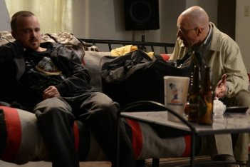 Breaking Bad: Bryan Cranston ed Aaron Paul nell'episodio Blood Money