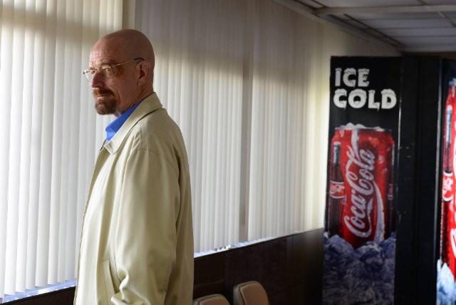 Breaking Bad: Bryan Cranston nell'episodio To'hajiilee