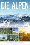 Die Alpen - Unsere Berge von oben: la locandina del film