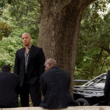 Fast & Furious 7: Vin Diesel affronta una scena drammatica