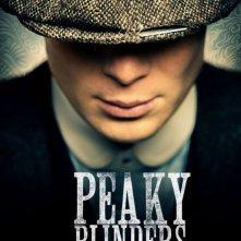 Peaky Blinders: un character poster di Cillian Murphy