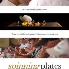 Spinning Plates: la locandina del film
