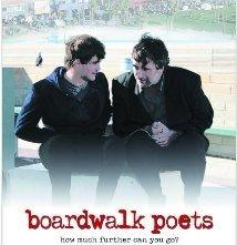 Boardwalk Poets: la locandina del film