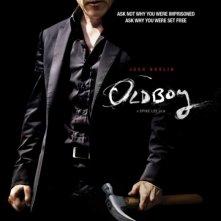 Oldboy: nuovo poster USA