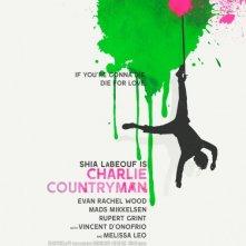 The Necessary Death of Charlie Countryman: la locandina del film