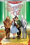 The Wizard of Oz 3D: la locandina del film