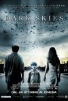 Dark Skies - Oscure Presenze: la locandina italiana del film