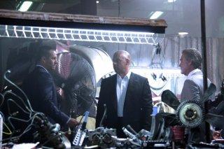 Fast & Furious 7: Vin Diesel, Paul Walker e Kurt Russell sul set