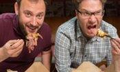 Seth Rogen, Evan Goldberg e la salsiccia viaggiatrice