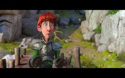 Trailer - Justin and the Knights of Valour