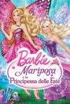 Barbie Mariposa e la Principessa delle Fate: la locandina del film