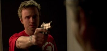 Breaking Bad: Aaron Paul nell'episodio Niente mezze misure della terza stagione