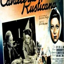 Cavalleria rusticana: la locandina del film