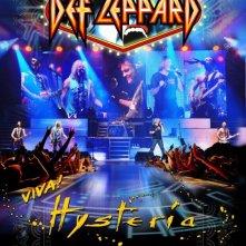 Def Leppard Viva! Hysteria Concert: la locandina del film