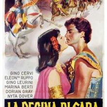 La regina di Saba: la locandina del film