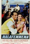 Malafemmena: la locandina del film