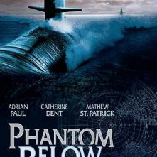 Phantom Below - Sottomarino fantasma: la locandina del film
